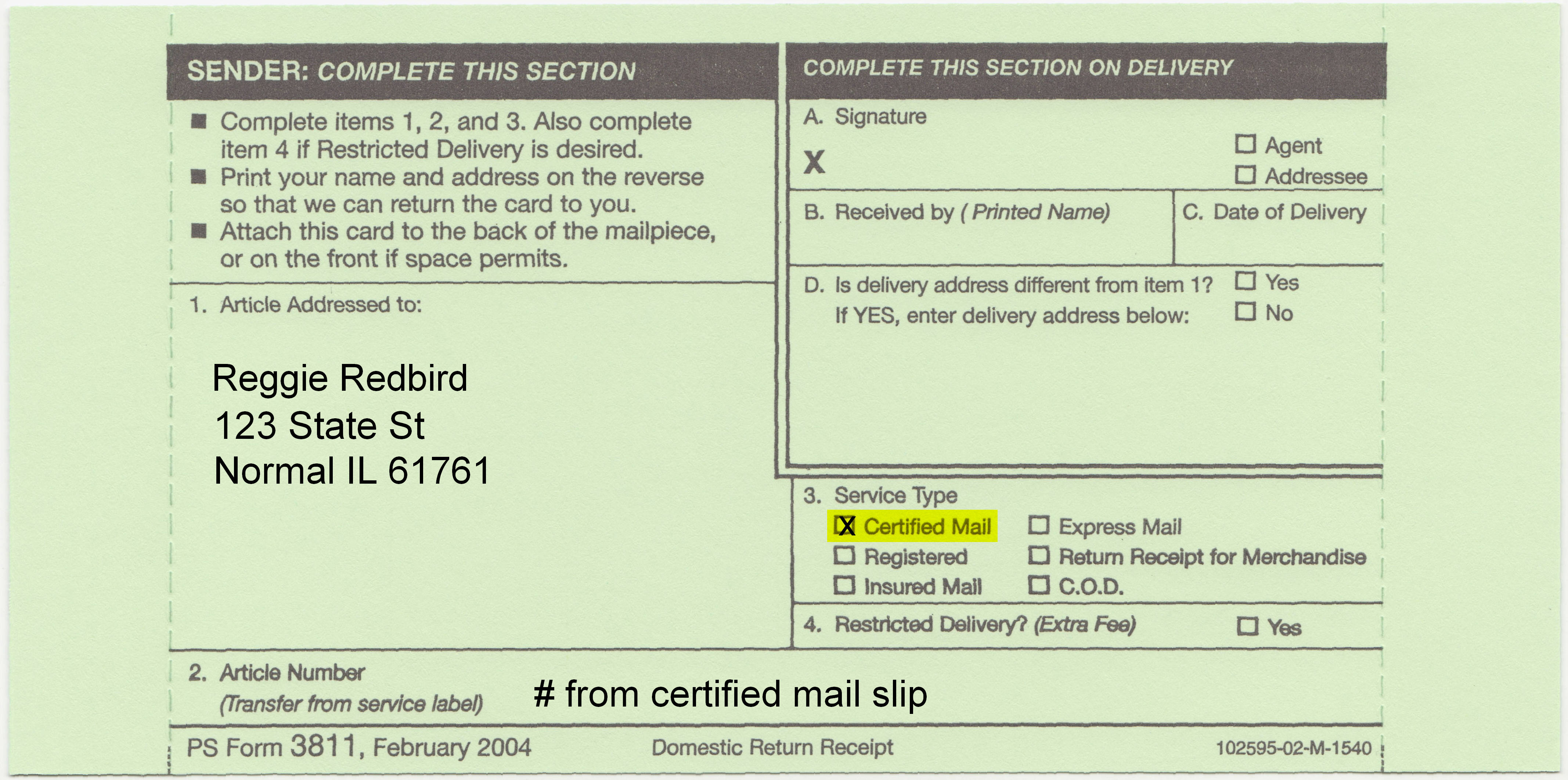 how to send a letter certified mail certified mail information 22355